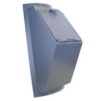 Клапан загрузочный мусоропровода КМ-450М.1100